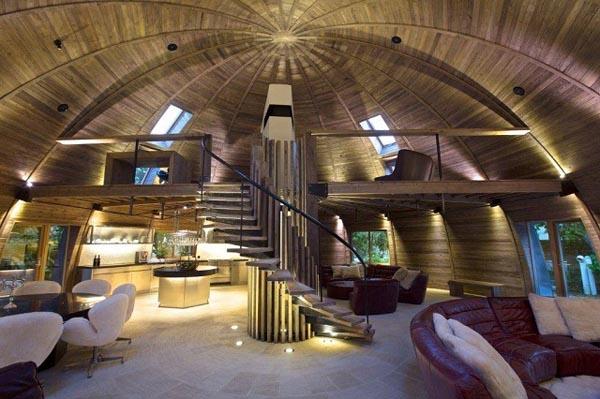PreFab Dome Homes ...