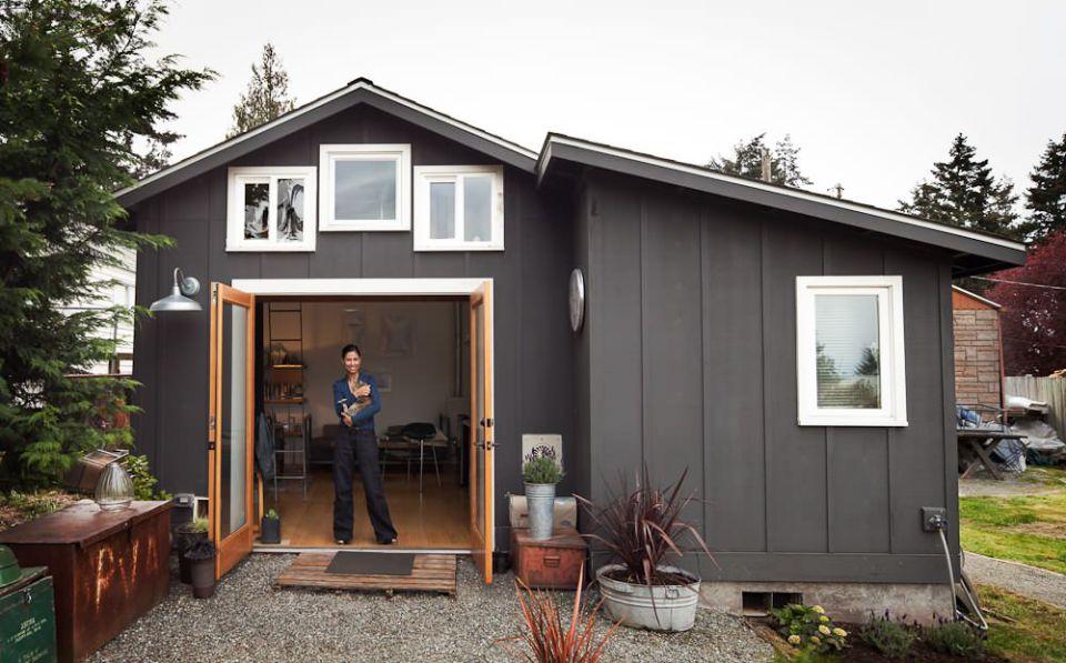 Michelle De La Vega Garage Conversion1 Photo By
