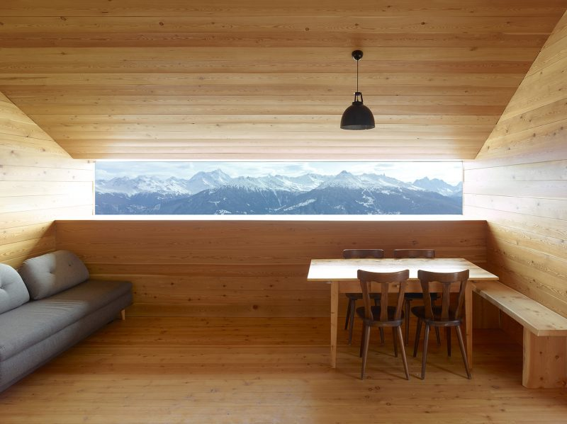 Gaudin-House-Small-Cabin-Savioz-Fabrizzi-Architectes-Switzerland-Window-View