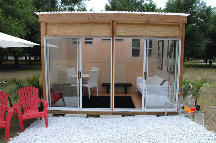 10 Shedquarters Bring The Home Office To Your Backyard