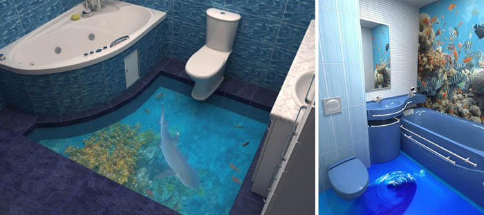 These 3D Floors Will Have You Trippin Out. These 3D Floors Will Have You Trippin Out   Your Daily Dose Of