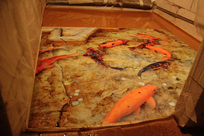 These 3d Floors Will Have You Trippin Out