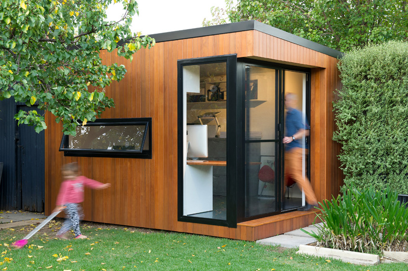 "10+ ""Shedquarters"" Bring The Home Office To Your Backyard - Your Daily ..."